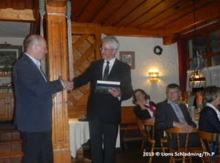 Lions Club Schladming - Jumelage Lions Coburg